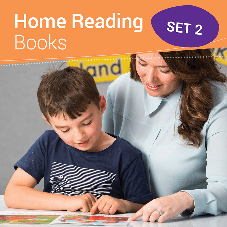 Home Reading Books Set 2