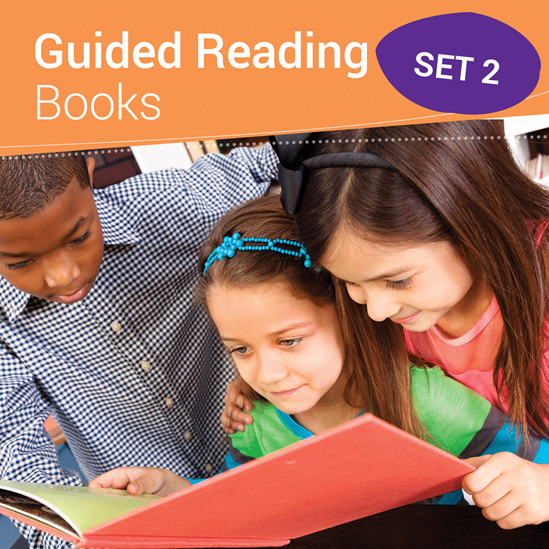 Guided Reading Books Set 2