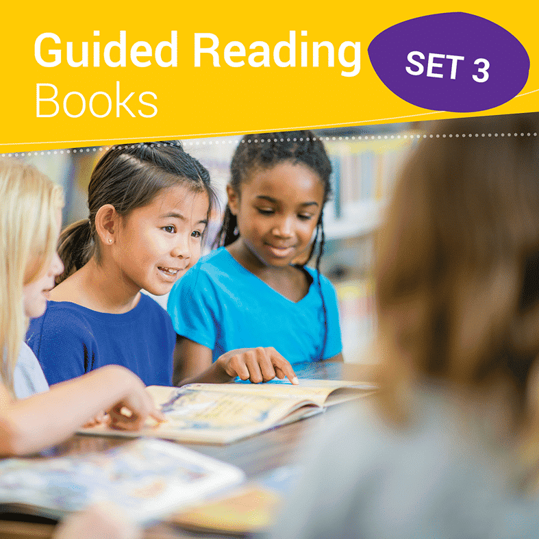 Decodable First Reading Books for your classroom
