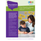 Decodable First Reading Books