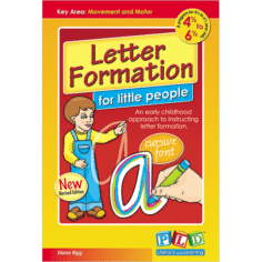 Letter Formation for Little People - Step 2