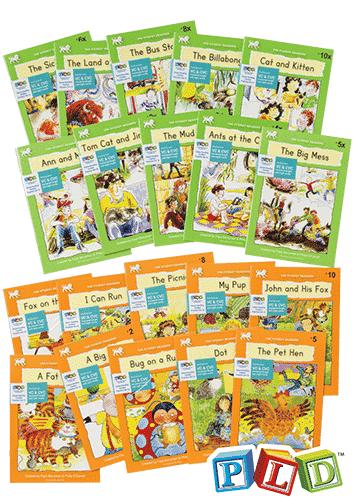 Junior Catch-Up Reading Books Set 1 - Year 1