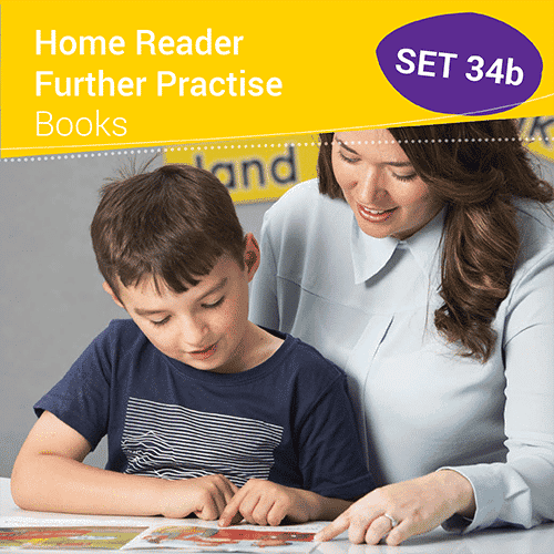 Home Readers Further Practise: Set 3 and 4