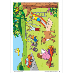 Activity Retells for 3 to 5 Year Olds (eBook)