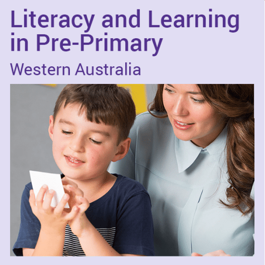 Literacy and Learning in Pre-Primary (WA)