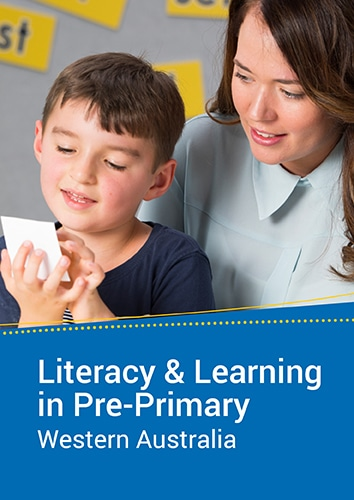 Literacy and Learning in Pre-Primary (WA) Seminar