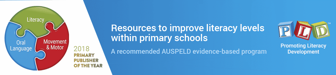 Primary School Literacy Resources - PLD (Promoting Literacy
