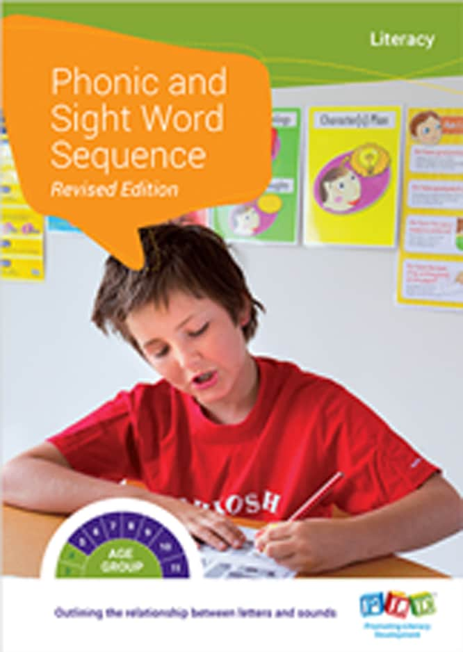 Phonic & Sight Word Sequence - Resource for Literacy