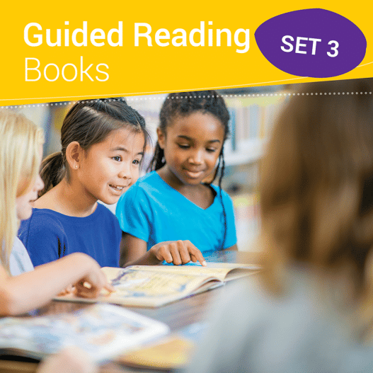 Guided Reading Books Set 3