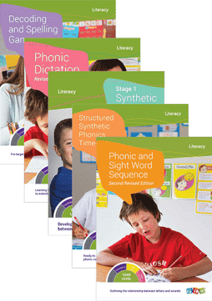 Phonic Dictation - Stage 1