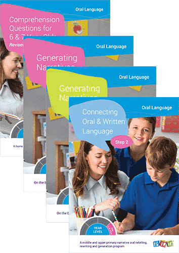 Essential Year 3, 4, 5 & 6 Oral Language Starter Pack