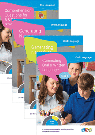 Ultimate Literacy & Oral Language Year 1 Starter Pack