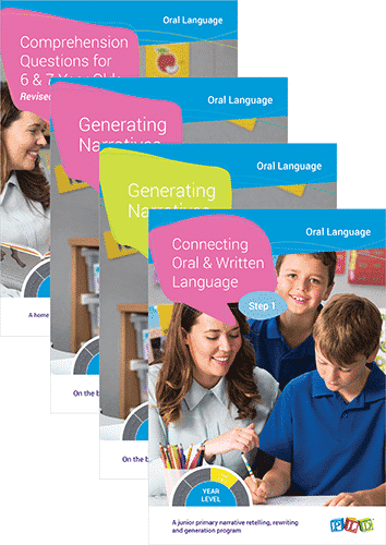 Essential Year 1 & 2 Oral Language Starter Pack