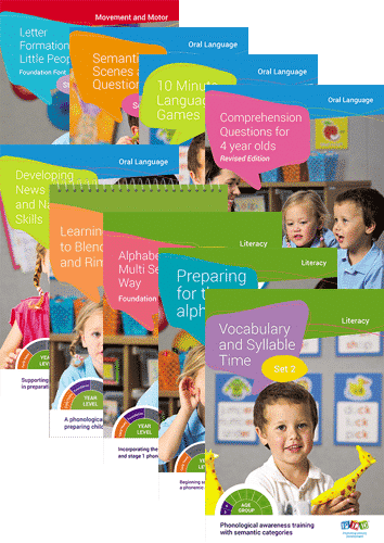 Ultimate Literacy & Oral Language Early Years PLD Starter Pack