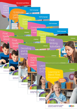 Foundation Parent Education Sheets and Downloads - Semester 1