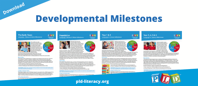 How do you know that your children are reaching their developmental milestones?
