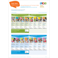 Year 3, 4, 5 & 6 Classroom Resources and Training Form