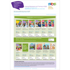 Early Years Classroom Resources and Training Form