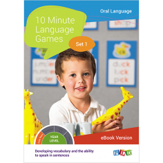 Comprehension Questions for 4 Year Olds (eBook)