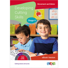 Developing Cutting Skills Step 1, 2 and 3 (eBook)