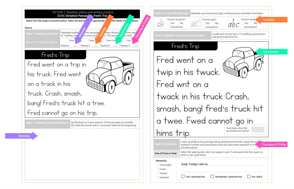 <span class='yellow-color'>Year 1 & 2  </span>  <span class='purple'>Home Learning with PLD</span>