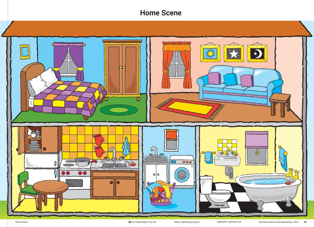 <span class='purple-color'>Foundation Year</span> <span class='purple'>Home Learning with PLD</span>