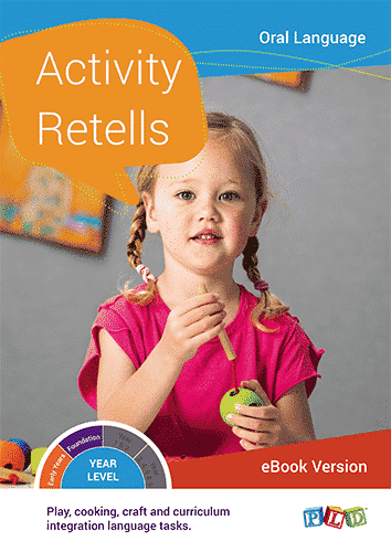 Activity Retells for 3 to 5 Year Olds