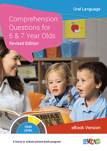 Comprehension Questions for 6 and 7 Year Olds