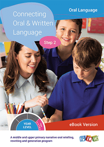 Connecting Oral and Written Language - Step 2