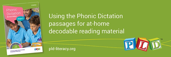 <span class='green-color'>Phonic Dictation</span>