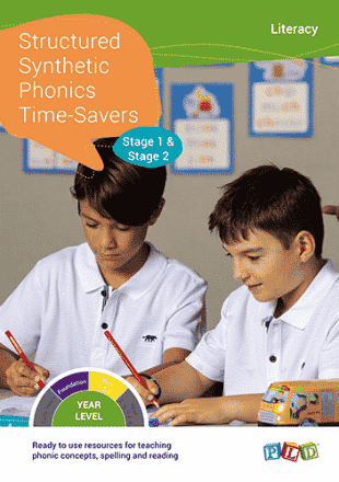 Spelling Activities for the Junior Primary