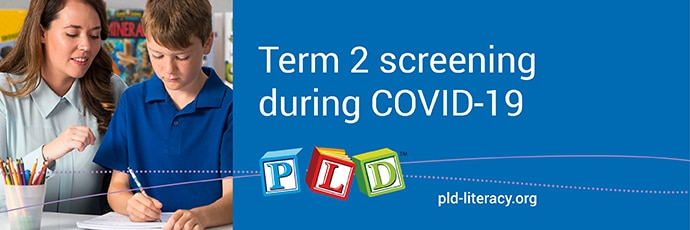 Term 2 screening during COVID-19