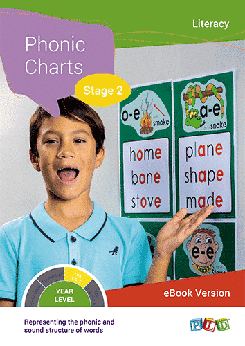 Phonic Charts - Stage 2