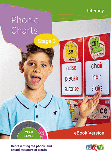 Phonic Charts - Stage 3