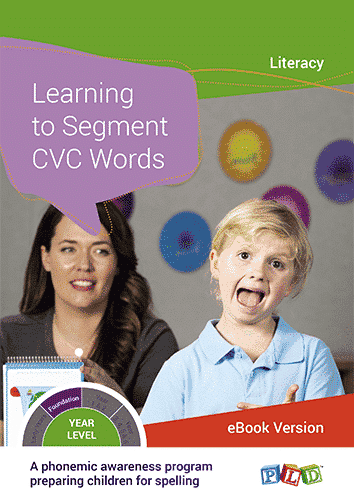 Learning to Segment CVC Words