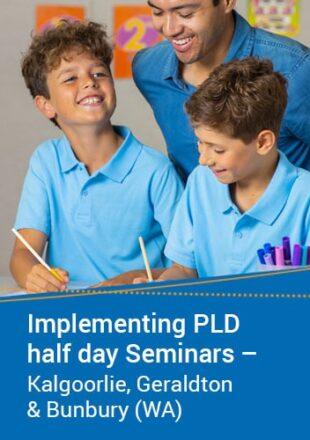 <span class='green-color'>Australia wide Professional Learning Seminars</span>